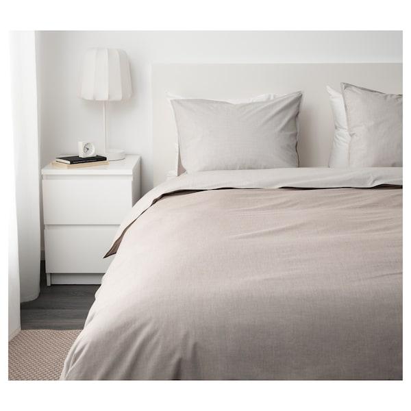 IKEA BLÅVINDA Funda nórd y 2 fundas almohada