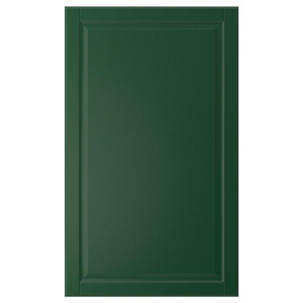 BODBYN Puerta, verde oscuro, 60x100 cm
