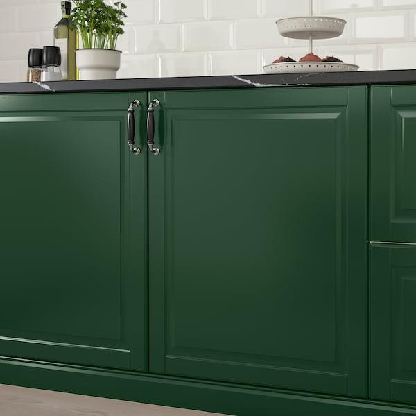 BODBYN Puerta, verde oscuro, 30x60 cm