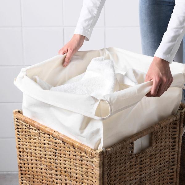 cesto ropa sucia mimbre ikea