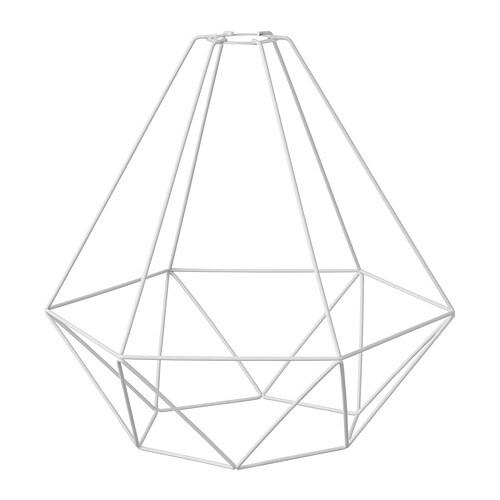 Brunsta pantalla para l mpara de techo ikea for Lamparas de techo ikea