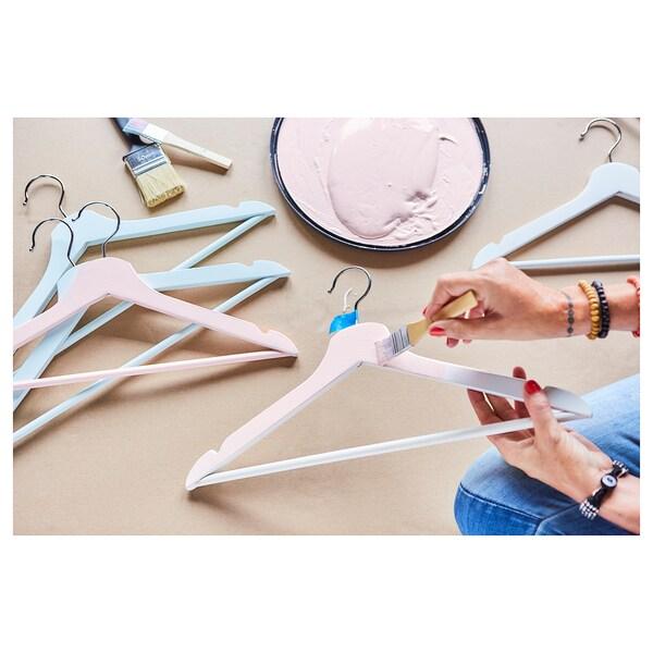 BUMERANG Percha, blanco IKEA