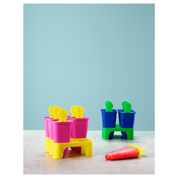 CHOSIGT Molde para polo, colores variados IKEA