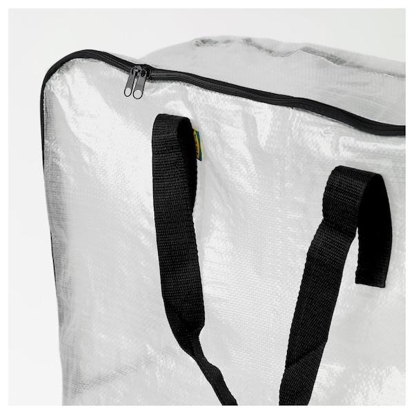 DIMPA Bolsa, transparente, 65x22x65 cm