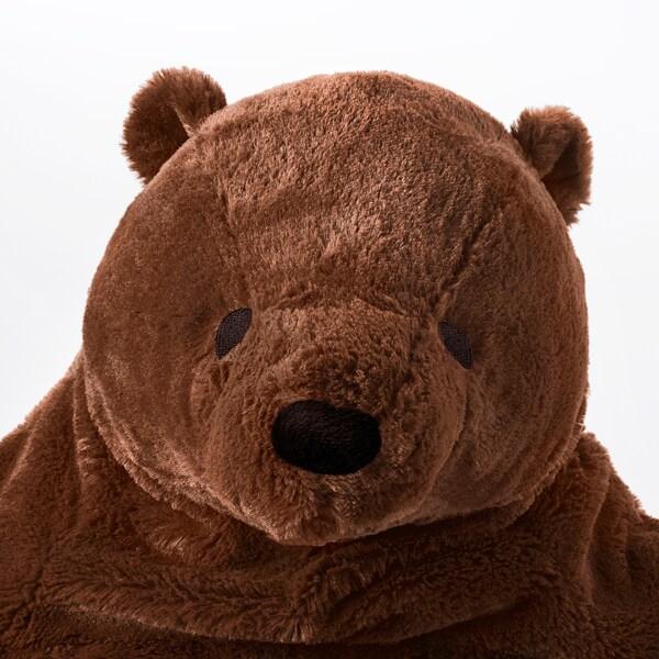 DJUNGELSKOG Peluche, oso pardo
