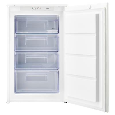DJUPFRYSA Congelador, IKEA 300 integrado, 98 l