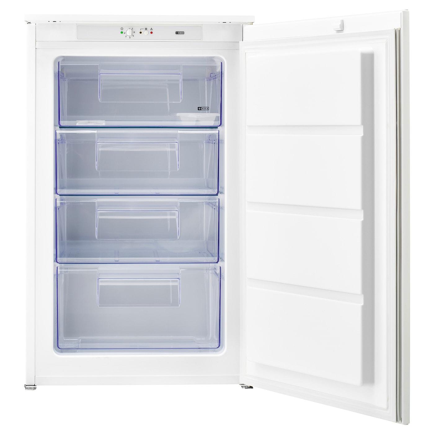 DJUPFRYSA Congelador integrado A++ blanco 98 l
