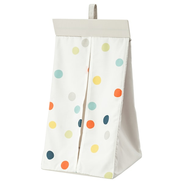 DRÖMLAND Soporte pañales, multicolor, 30x52x22 cm