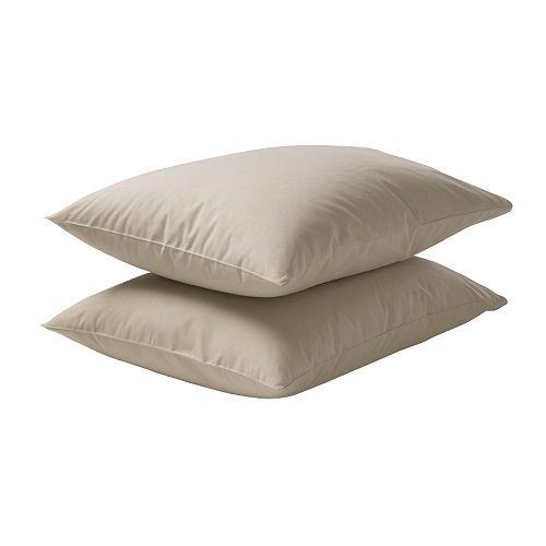 dvala funda para almohada 50x60 cm ikea. Black Bedroom Furniture Sets. Home Design Ideas