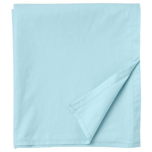 DVALA sábana azul claro 152 Pulgada² 260 cm 240 cm