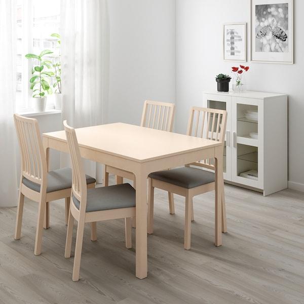 EKEDALEN Funda silla, Orrsta gris claro IKEA