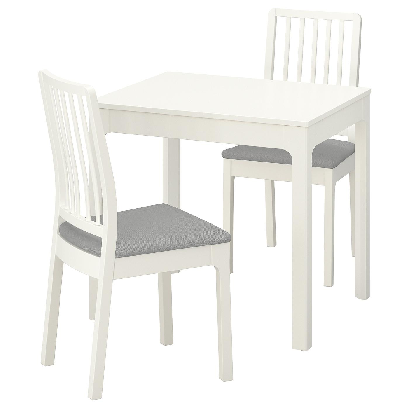 Conjuntos de comedor para 2 personas mesas y sillas - Silla ekedalen ikea ...
