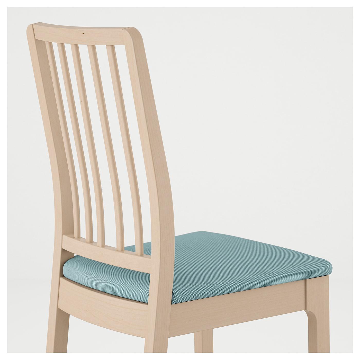Ekedalen silla abedul orrsta azul claro ikea - Silla ekedalen ikea ...