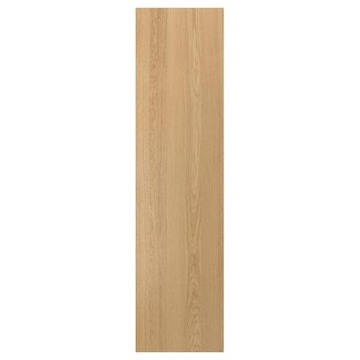 EKESTAD Panel lateral, roble, 62x240 cm