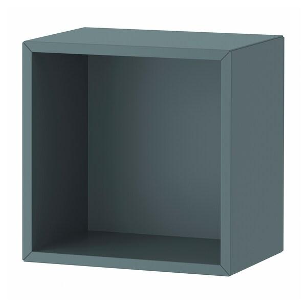 EKET Armario, gris turquesa, 35x25x35 cm