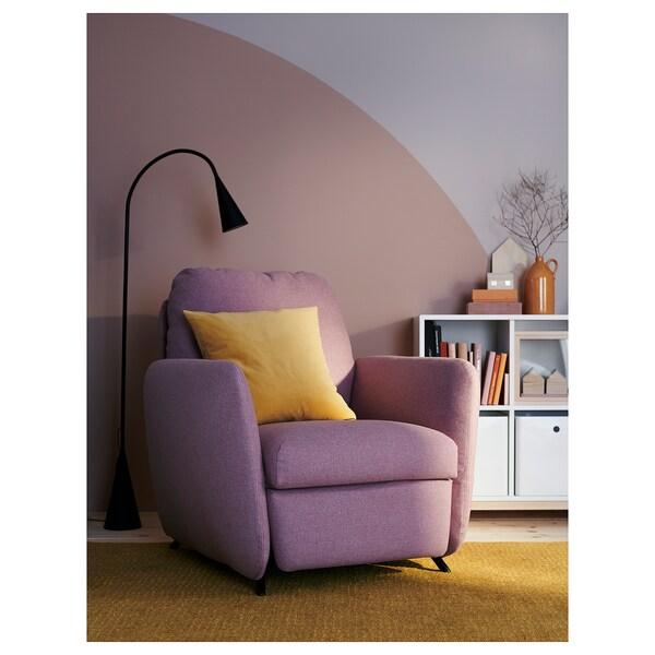 EKOLSUND sillón relax reclinable Gunnared marrón rosa claro 85 cm 94 cm 97 cm 54 cm 64 cm 45 cm