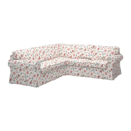Ektorp funda para sof esquina 2 2 videslund multicolor - Funda para sofa ikea ...
