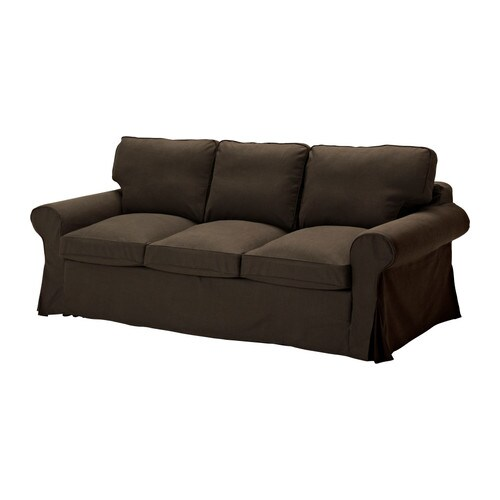 Ektorp murbo sof cama 3 plazas svanby marr n ikea - Sofa cama dos plazas ikea ...