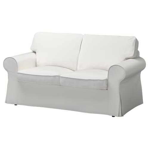 EKTORP sofá 2 plazas Vittaryd blanco 179 cm 88 cm 88 cm 49 cm 45 cm