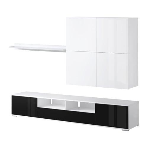 ELLANDA Mueble para TV Más ofertas en IKEA Sistema empotrado para