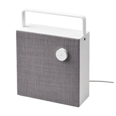 ENEBY Altavoz Bluetooth, blanco/Gen 2, 20x20 cm