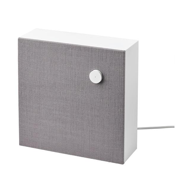 ENEBY Altavoz Bluetooth, blanco/Gen 2, 30x30 cm
