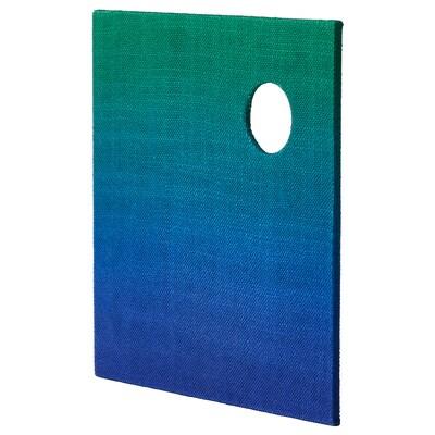 ENEBY Frente para altavoz Bluetooth, verde, 20x20 cm