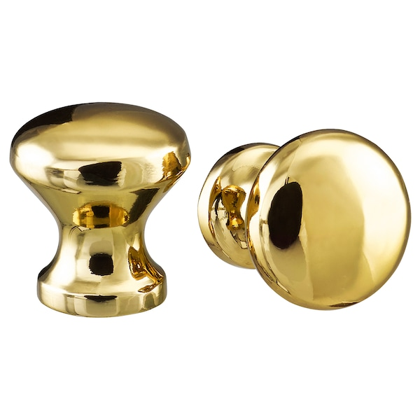ENERYDA pomo color bronce 21 mm 20 mm 5 mm 2 unidades