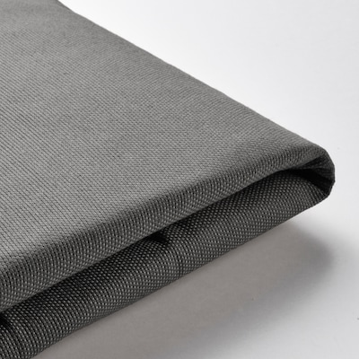 ESPEVÄR Funda, gris oscuro, 160x200 cm