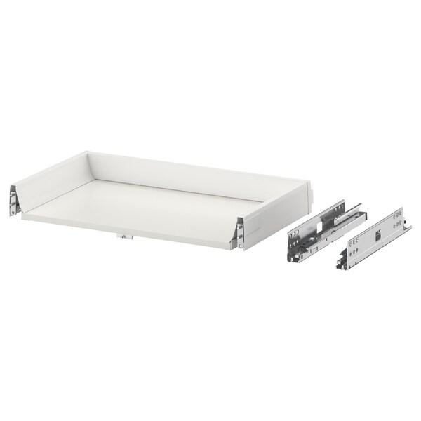 EXCEPTIONELL Cajón bajo, blanco, 60x37 cm