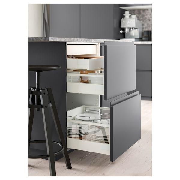 EXCEPTIONELL Cajón medio, blanco, 60x60 cm