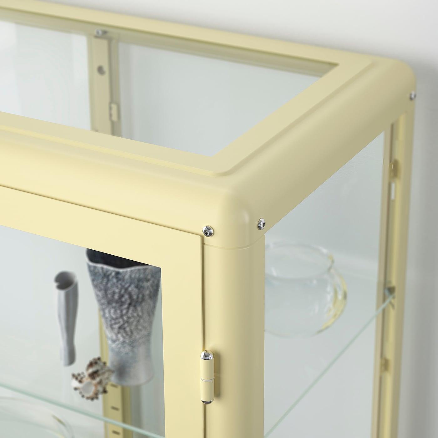FABRIKÖR Vitrina amarillo claro 81x113 cm