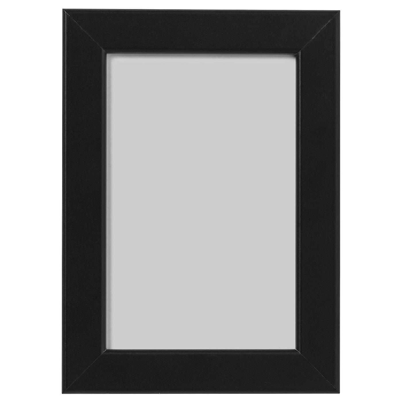 marcos marco de foto 50x70cm Ikea fiskbo marco en negro;