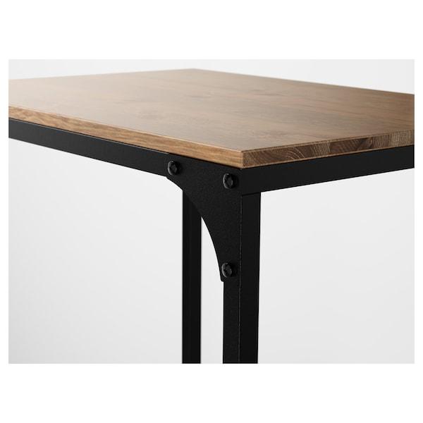 FJÄLLBO Estantería, negro, 51x136 cm