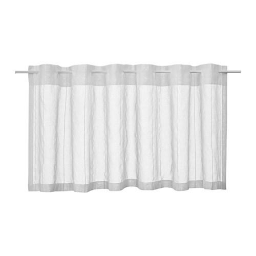 Como colgar una cortina top cortinas visillos band y - Como colgar unas cortinas ...