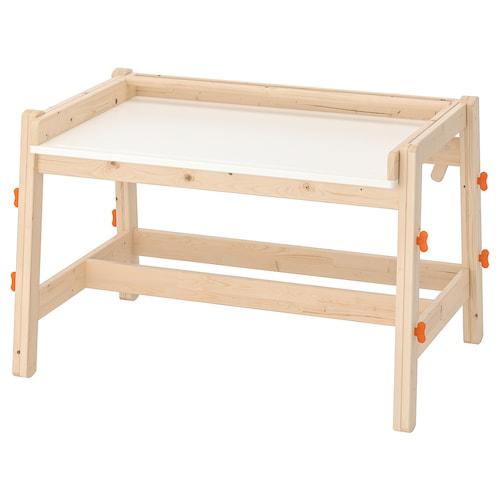 FLISAT escritorio p/niño regulable 92 cm 67 cm 53 cm 72 cm