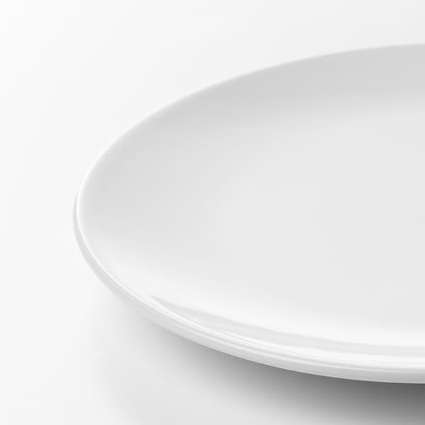 FLITIGHET Vajilla 18 piezas, blanco