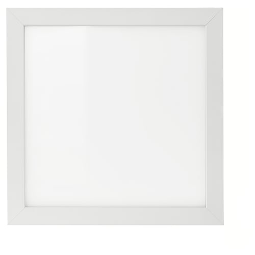 FLOALT panel ilumLED regulación intensidad luminosa/espectro blanco 670 lm 30 cm 30 cm 4 cm 12.5 W