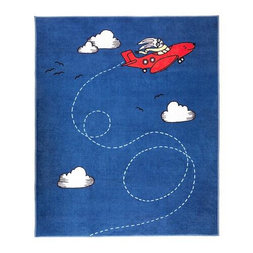 Flygtur alfombra pelo corto ikea - Alfombra ninos ikea ...