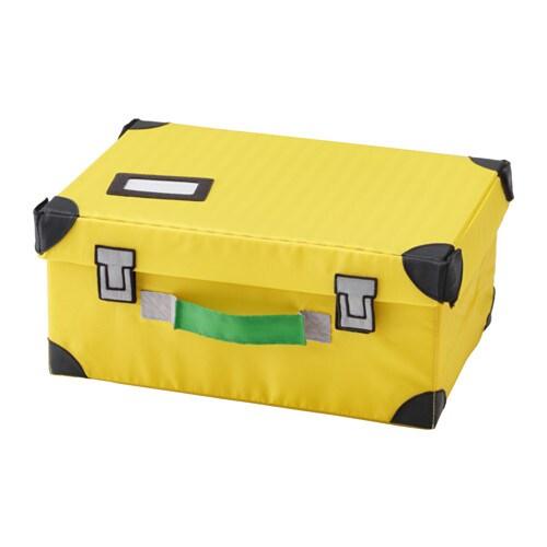 FLYTTBAR Caixa per a joguines IKEA