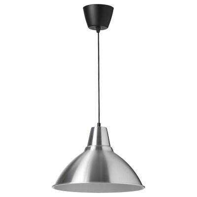 FOTO Lámpara de techo, aluminio, 38 cm
