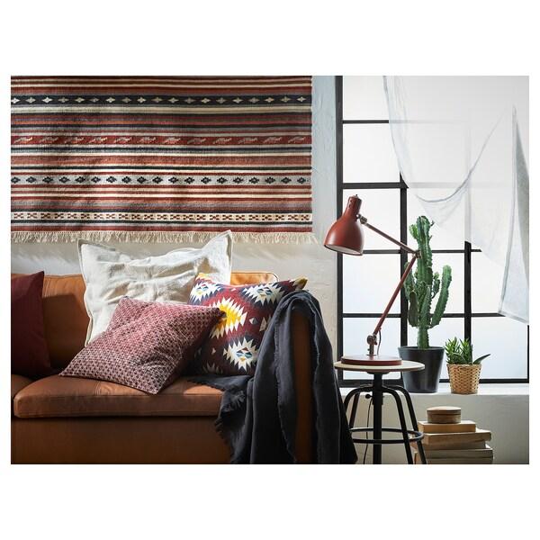 FRANSINE Funda de cojín, multicolor, 50x50 cm