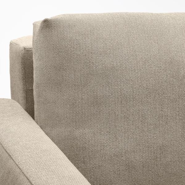 IKEA FRIHETEN Sofá cama 3 plazas