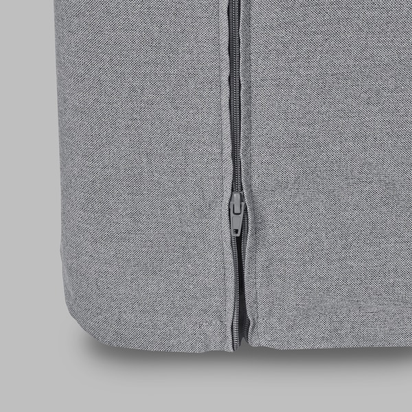 FRIHETEN Funda protectora sofá esquina izda, Vissle gris