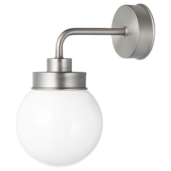 FRIHULT Lámpara de pared, col acinox