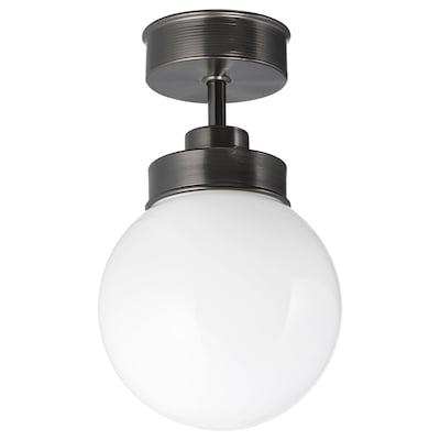 FRIHULT Lámpara techo, negro