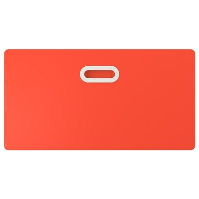 FRITIDS Frente de cajón, rojo, 60x32 cm