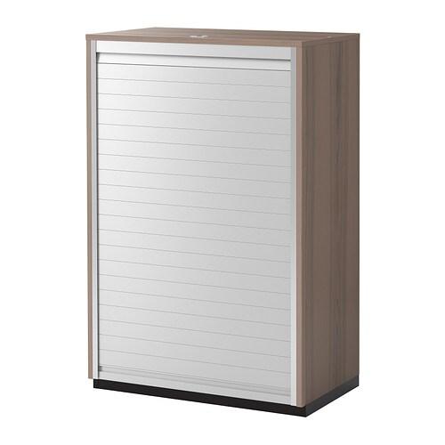 Galant armario de puerta persiana gris ikea - Puerta armario ikea ...