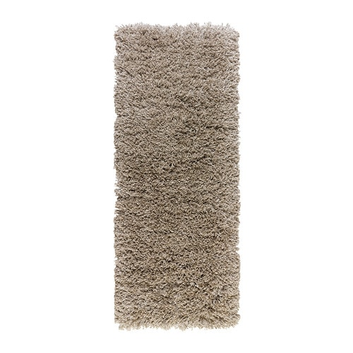 G ser alfombra pelo largo ikea - Alfombra redonda pelo largo ...