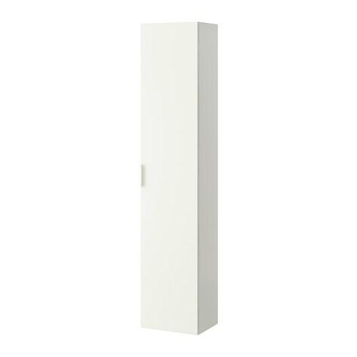 GODMORGON Armario alto 40x30x192cm blanco